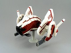 Squid Armored Fighter