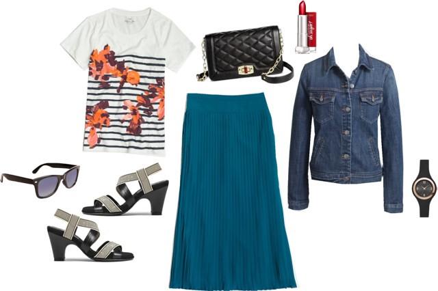 What I Wish I Wore, Vol. 126 - Midi Skirt Intimidation | Style On Target