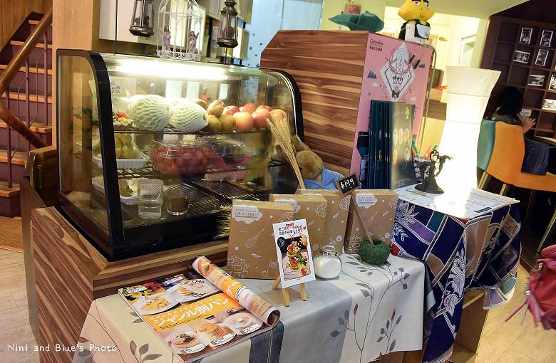 台中科博館早午餐In Cafe 浸在咖啡28