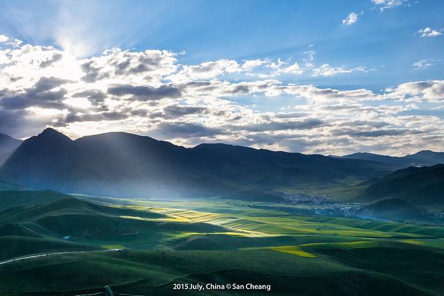 日出卓爾山