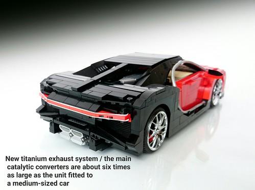 4 Bugatti Chiron