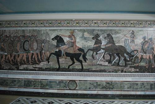horse stone museum asia mosaic tajikistan khujand alexanderthegreat bucephalus тоҷикистон sughd ἀλέξανδροσὁμέγασ осорхона хуҷанд суғд βουκέφαλοσ искандаримақдунӣ