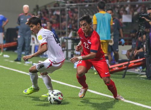 Friendly: Singapore vs Myanmar