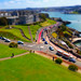 Plymouth Hoe Model village effect