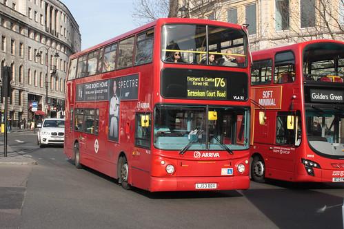 Arriva London South VLA32 LJ53BDX