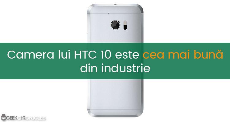 Camera lui HTC 10