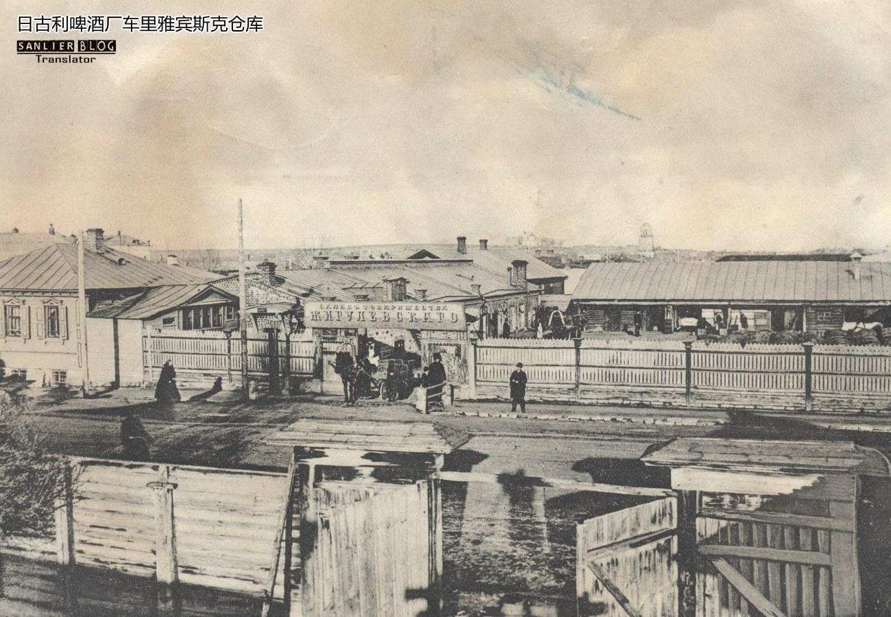 日古利啤酒厂仓库36