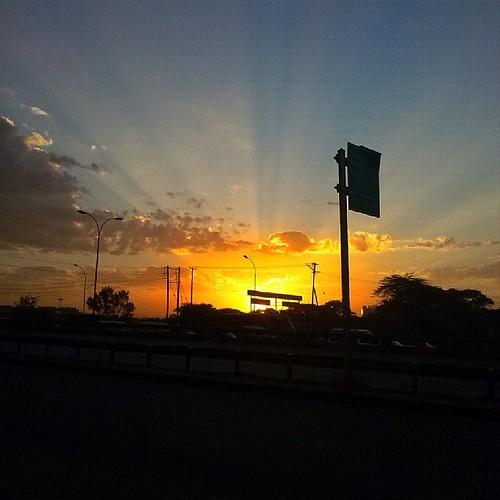 travel beautiful sunrise kenya mobipic igers snapseed igdaily uploaded:by=flickstagram igafrica igkenya instagram:photo=642365678204807607227669921 instagram:venue=72780451 instagram:venuename=thikasuperhighway