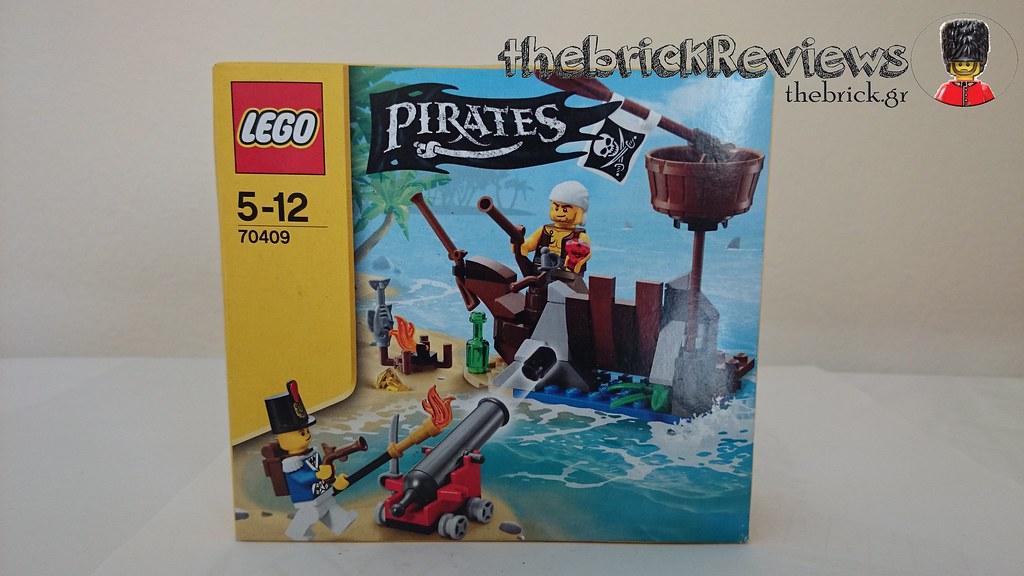 ThebrickReview: LEGO 70409 Shipwreck Defense (Pic Heavy!) 26239184842_5f04bbf151_b