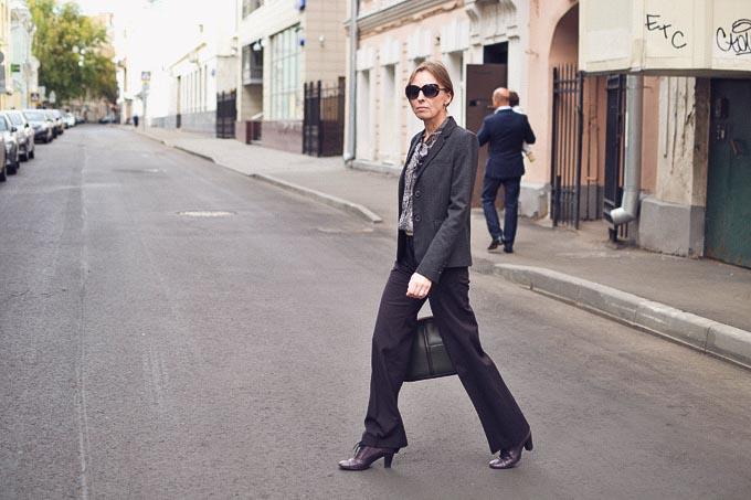 street style wide leg pants 14