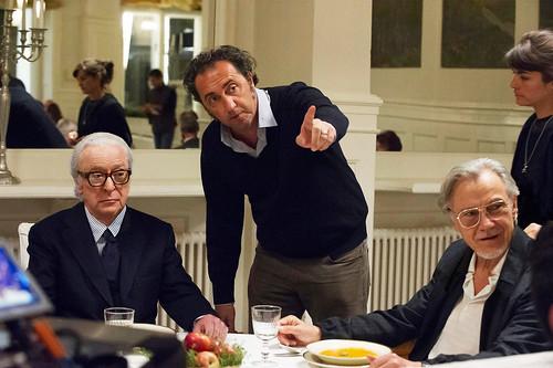 映画『グランドフィナーレ』パオロ・ソレンティーノ監督 ©2015 INDIGO FILM, BARBARY FILMS, PATHE PRODUCTION, FRANCE 2 CINEMA, NUMBER 9 FILMS, C - FILMS, FILM