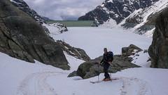 Jezioro Lago di Gera 2125m i tama - Tomek