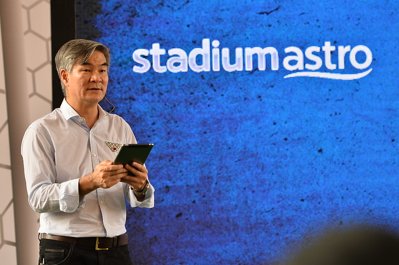 Henry Tan, Chief Operating Officer, Astro