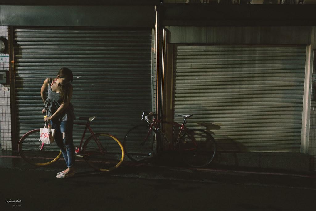 好久不見的肉腳單車日記