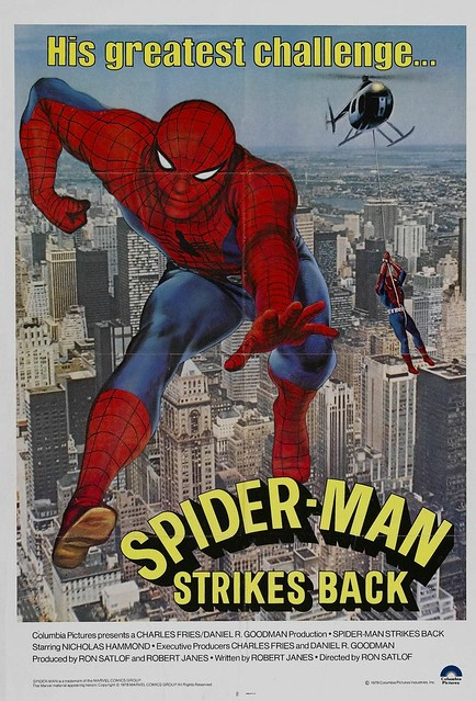 (1978) Spider-man Strikes Back