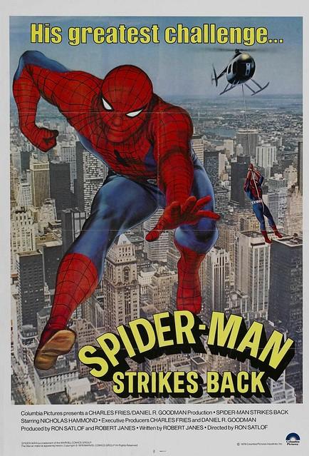 (1978) Spider-man Strikes Back