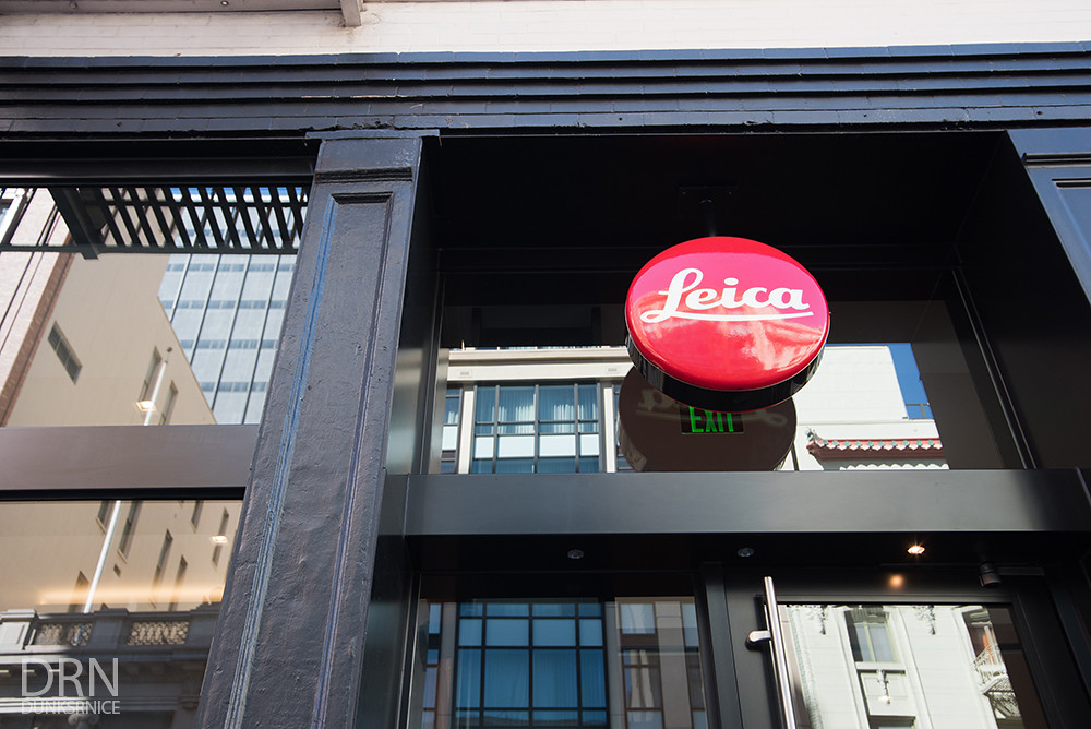 Leica, San Francisco.