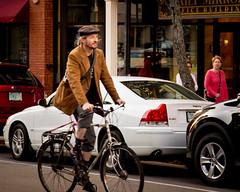 Dapper Cyclist