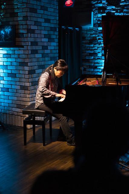 Satoko Fujii live at Cortez, Mito (Japan), 28 Apr 2016 -1000029