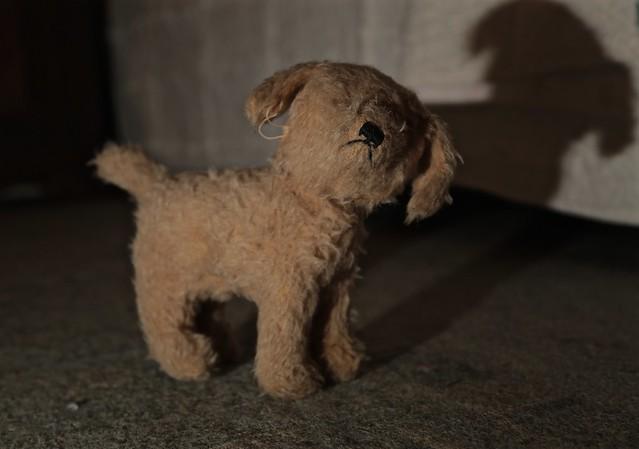 Antique Toy Dog