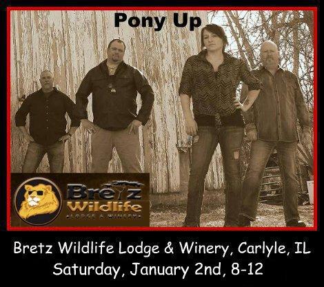 Pony Up 1-2-16