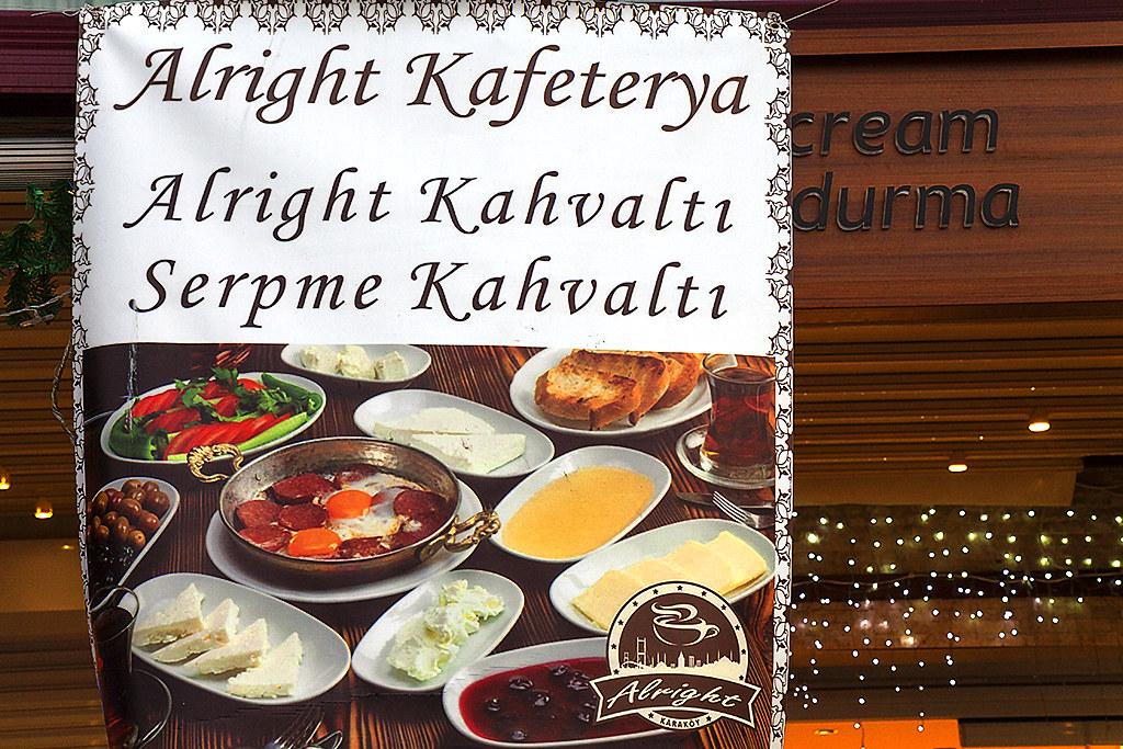 Alright Kafeterya--Istanbul