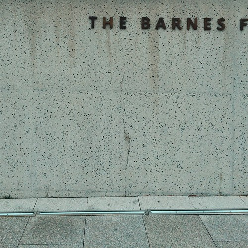 No Photos In The Barnes
