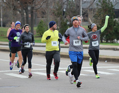 New Year's 5k Gallery