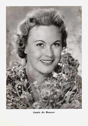 Annie de Reuver (1917-2016)