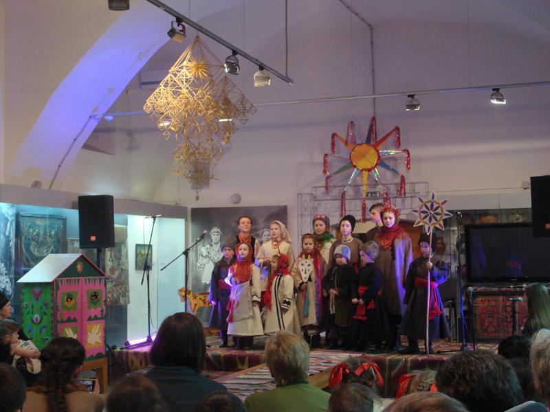 Kolyadki Ukrainian Carols