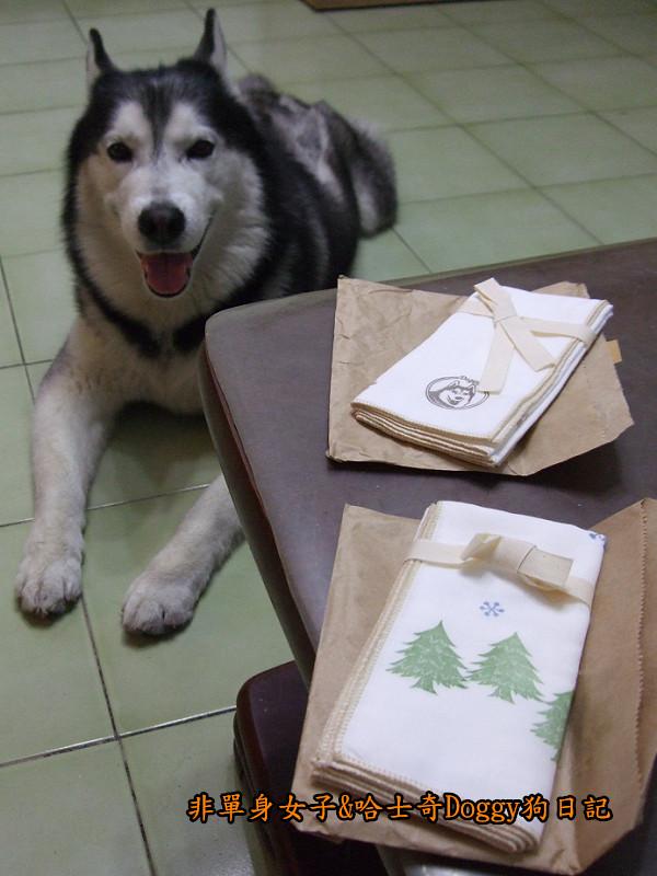 Doggy聖誕節紅色聖誕樹髮箍裝扮04