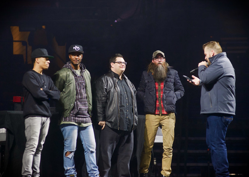 Winter Jam Q&A