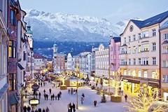 Innsbruck: sportovní i elegantní zimní zážitek