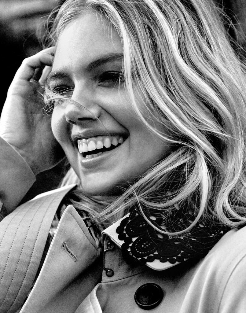 Кейт Аптон — Фотосессия для «Harper's Bazaar» SG 2015 – 1