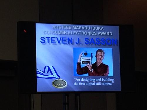 2016 IEEE Technical Field Award Presentations