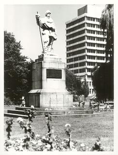 Statue of Captain Robert Falcon Scott, Christchurch