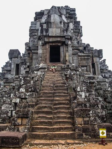 Angkor: le temple Ta Keo