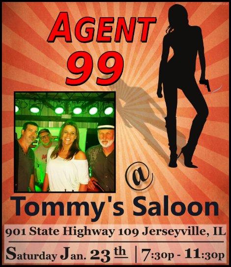 Agent 99 1-23-16