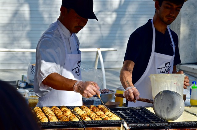 asian american tanota takoyaki
