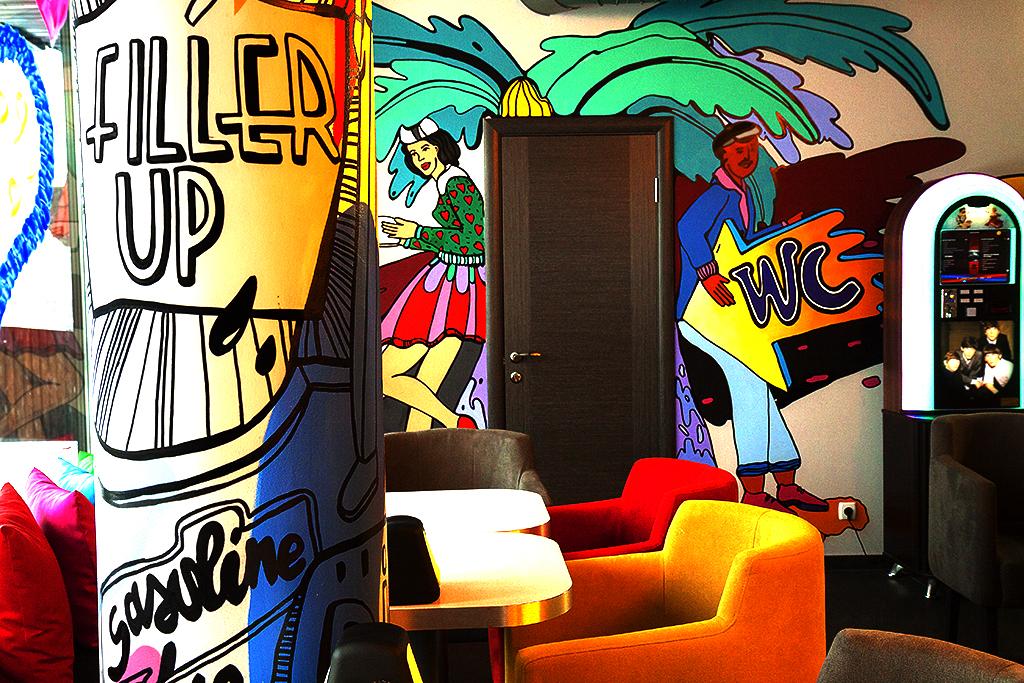Taxi Bar--Kiev 2