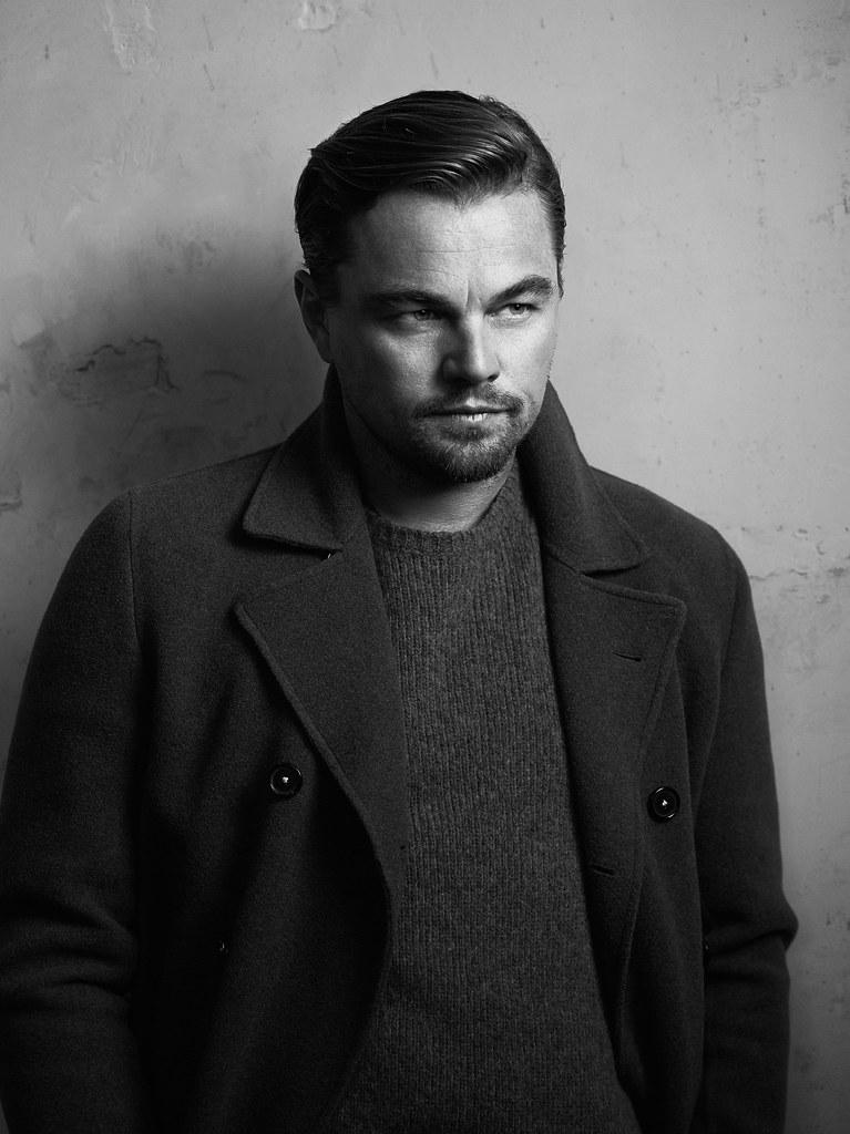 Леонардо Ди Каприо — Фотосессия для «Выживший» 2015 – 7
