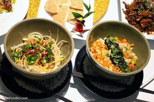 Biang Biang Noodles, Fish Soup Noodles