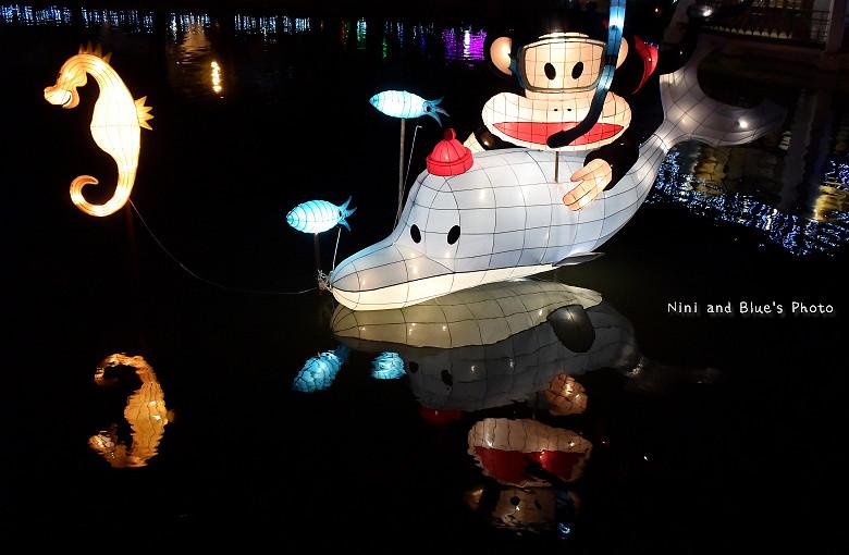 2016台中公園元宵燈會14