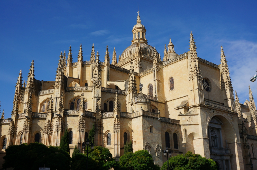 Cathedral of Santa Maria Segovia
