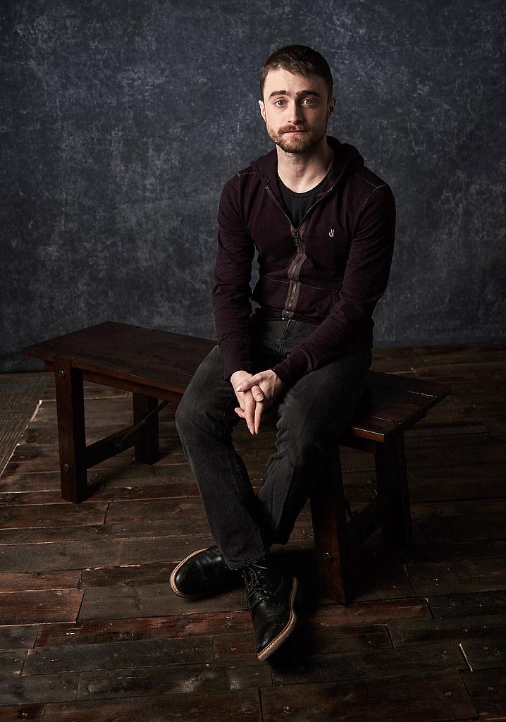 Дэниел Рэдклифф — Фотосессия для «Перочинный человек» на «Sundance» 2016 – 9