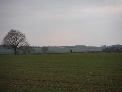 Landing Strip near Nuthampstead, from Langley, Upper Green