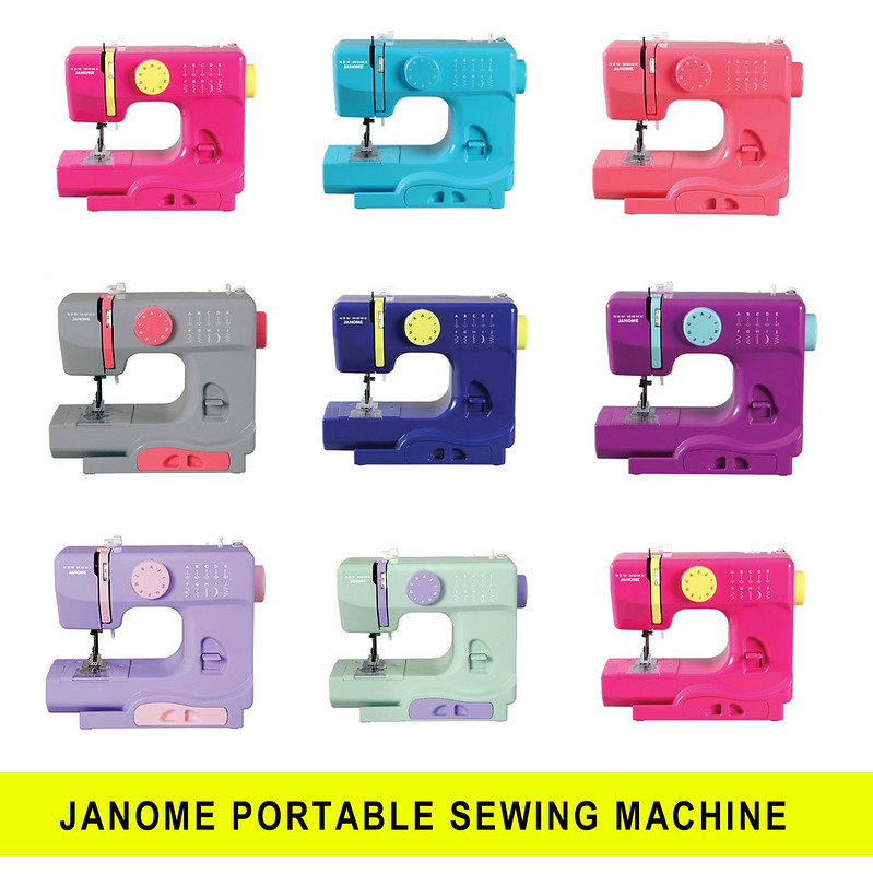 Janome Fast Lane Portable Machine