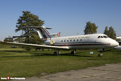 037 - 9510238 - Polish Air Force - Yakovlev Yak-40 - Polish Aviation Musuem - Krakow, Poland - 151010 - Steven Gray - IMG_0554