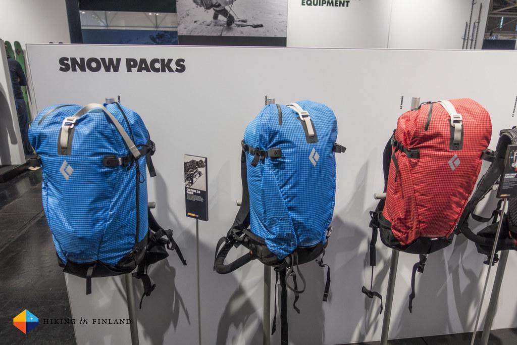 Black Diamond Snow Packs