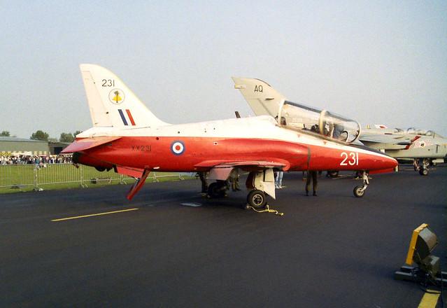 XX231/231 Hawk T.1